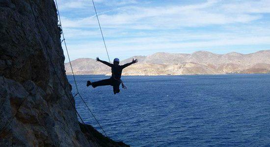 Rock and Sun Rock Climbing Holidays Rock Climbing Courses Kalymnos 05