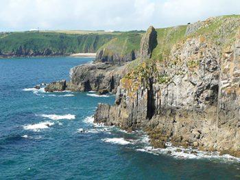 Rock and Sun Rock Climbing Holidays Rock Climbing Courses Pembrokeshire01