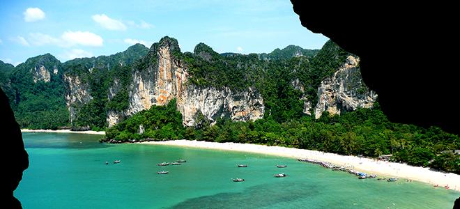 Rock and Sun Rock Climbing Holidays Rock Climbing Courses Thailand 12 nights 01