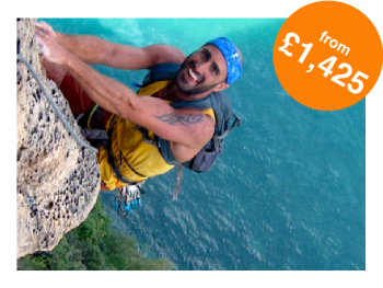 Rock and Sun Rock Climbing Holidays Rock Climbing Courses Multi-Pitch Thailand from £1425-01