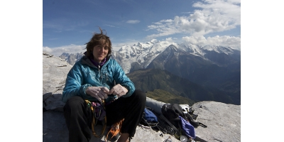 Rock and Sun Rock Climbing Holidays Rock Climbing Courses Staff Jude Spancken mountain