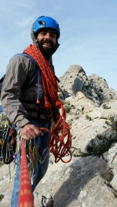 Rock and Sun Rock Climbing Holidays Rock Climbing Courses Staff Sergio Pastor Serra 1
