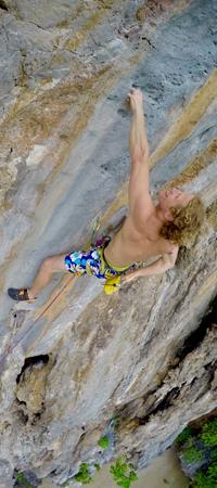Rock and Sun Rock Climbing Holidays Rock Climbing Courses Staff Tim Emmett Climbing