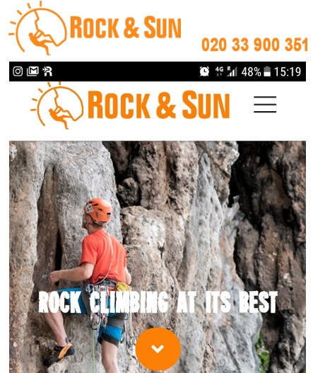 Rock and Sun Newsletter July 2018