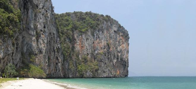 Thailand rock climbing holiday Lao Liang 1