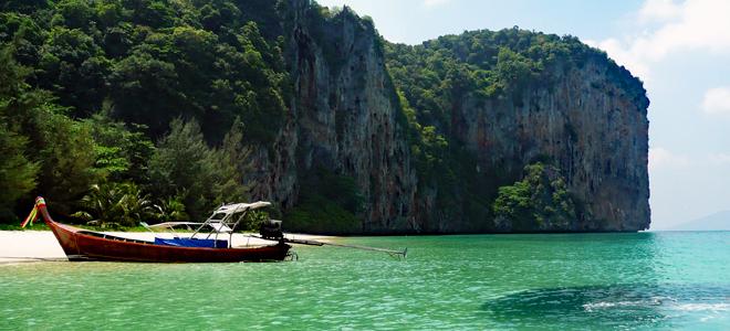 Thailand rock climbing holiday Lao Liang 3