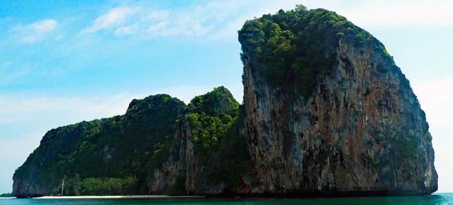 Thailand rock climbing holiday Lao Liang 5