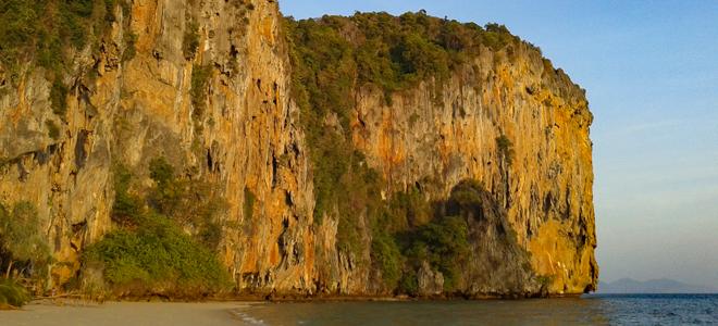 Thailand rock climbing holiday Lao Liang 8
