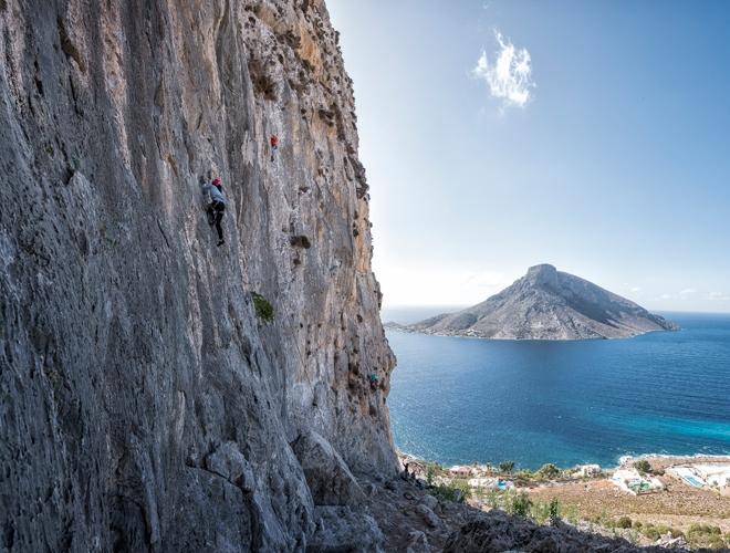 Kalymnos Kletterurlaub