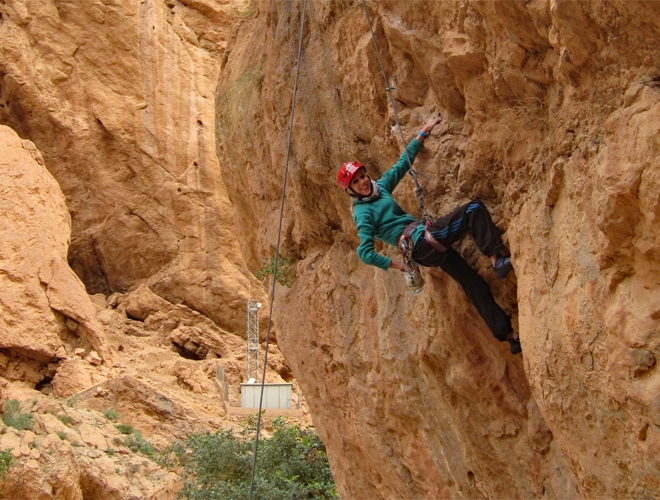 Morocco Climbing Holiday