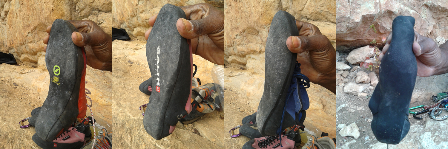 Rock and Sun Climbing Holidays Climbing Shoes Advice