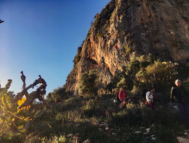 Women Only Climbing Holiday