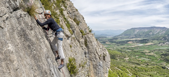 Orpierre Rock climbing holiday