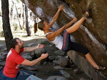 Rock and Sun Rock Climbing Holidays Rock Climbing Courses Bouldering